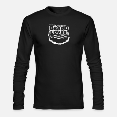 Facial Hair Facial Hair Appreciation - Men's Longsleeve Shirt