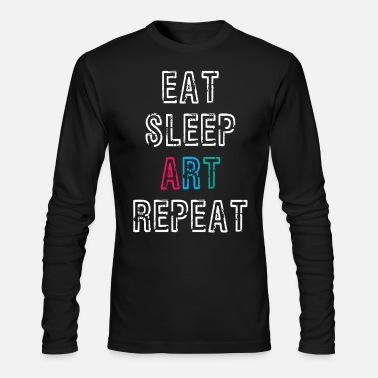 Artist Artists - Men's Long Sleeve T-Shirt by Next Level