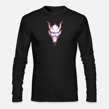Satanic satan - Men's Long Sleeve T-Shirt by Next Level