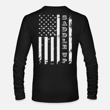 Saddle Saddle Up T-Shirt - Men's Longsleeve Shirt