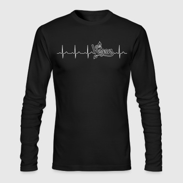 vegan - biological - ecological -healthy-fitness - Men's Long Sleeve T-Shirt by Next Level