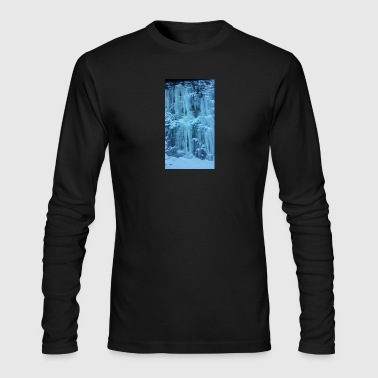 Water fall - Men's Long Sleeve T-Shirt by Next Level