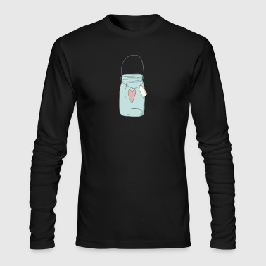 Wedding Decoration - Men's Long Sleeve T-Shirt by Next Level