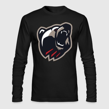 RoaR Iconic - Men's Long Sleeve T-Shirt by Next Level