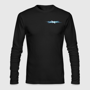 Galaxy Radio - Men's Long Sleeve T-Shirt by Next Level