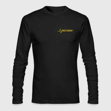 PrettyMuchSoundWave - Men's Long Sleeve T-Shirt by Next Level