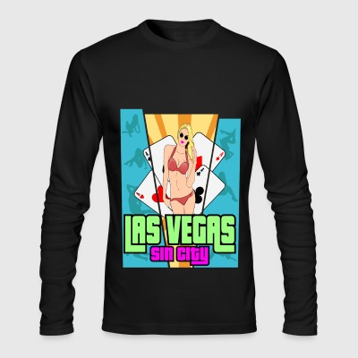 Sin city - Men's Long Sleeve T-Shirt by Next Level