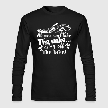 Wakeboarding Shirt - Men's Long Sleeve T-Shirt by Next Level