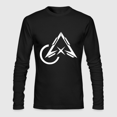 Angker [V1] - Men's Long Sleeve T-Shirt by Next Level