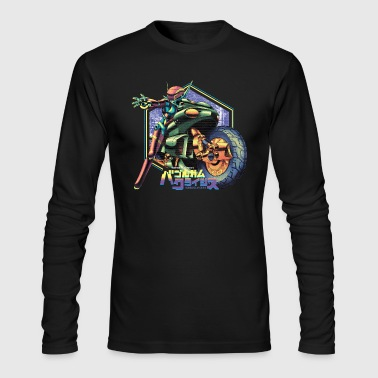Bubblegum Crisis - Men's Long Sleeve T-Shirt by Next Level