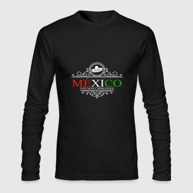DISENO MEXICO - Men's Long Sleeve T-Shirt by Next Level