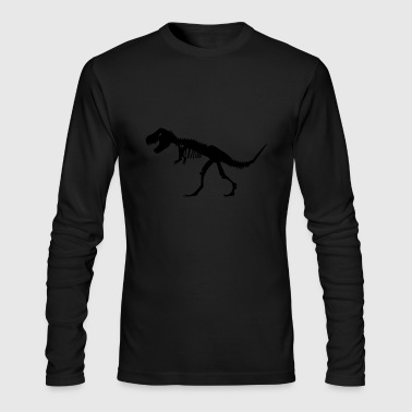 T Rex - Men's Long Sleeve T-Shirt by Next Level