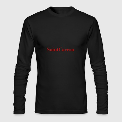 SAINT CARROn - Men's Long Sleeve T-Shirt by Next Level
