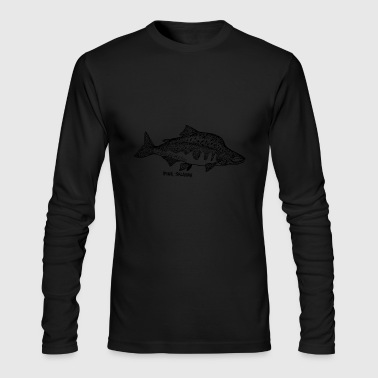 fish - Men's Long Sleeve T-Shirt by Next Level