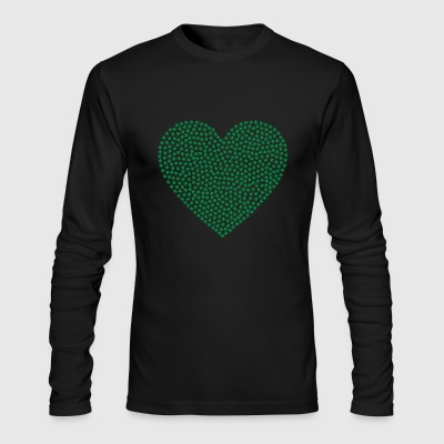 WEED LOVE - Men's Long Sleeve T-Shirt by Next Level