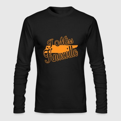 i miss knoxville - Men's Long Sleeve T-Shirt by Next Level
