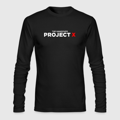 The Hangover Project X - Men's Long Sleeve T-Shirt by Next Level