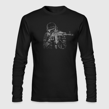 Special Forces - Men's Long Sleeve T-Shirt by Next Level