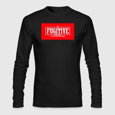 FUGITIVE 2754 RED - Men's Long Sleeve T-Shirt by Next Level