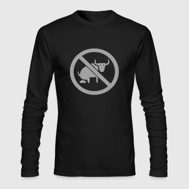 BULLSHIT - Men's Long Sleeve T-Shirt by Next Level