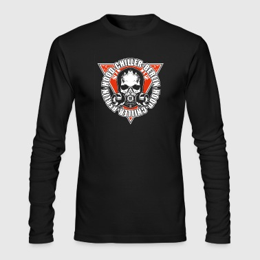 Gasmaske Totenkopf Hood Chiller Berlin - Men's Long Sleeve T-Shirt by Next Level