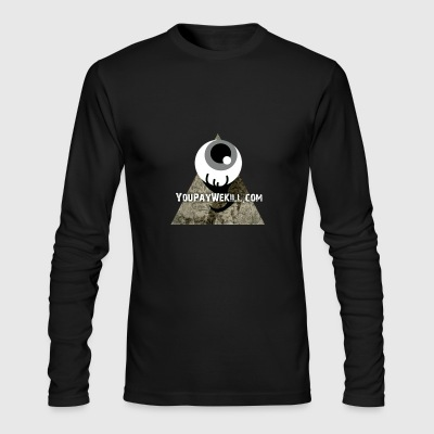 YPWK Logo 2 - Men's Long Sleeve T-Shirt by Next Level