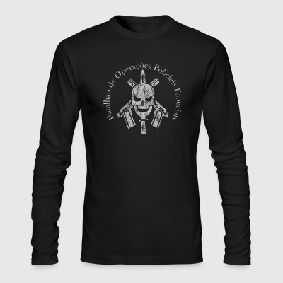 BOPE - Men's Long Sleeve T-Shirt by Next Level