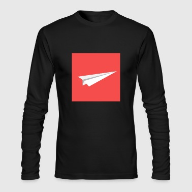 paper planes - Men's Long Sleeve T-Shirt by Next Level