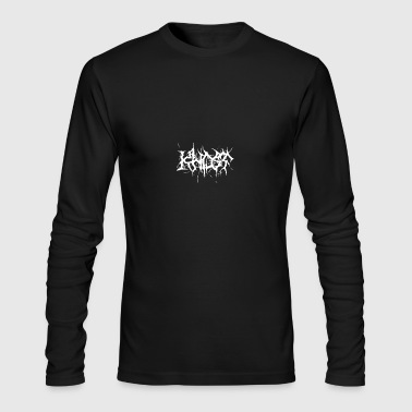 KHOST WHITE LETTERING - Men's Long Sleeve T-Shirt by Next Level
