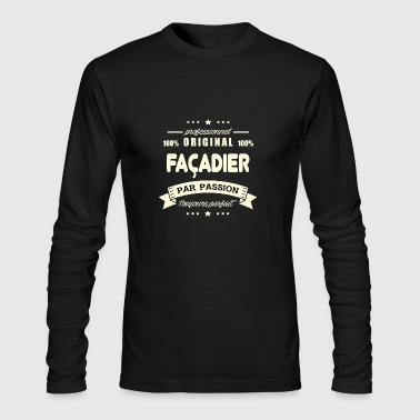 Façadier Original - Men's Long Sleeve T-Shirt by Next Level