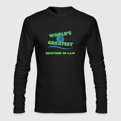 BROTHER IN LAW - Men's Long Sleeve T-Shirt by Next Level