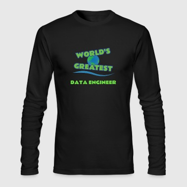 DATA ENGINEER - Men's Long Sleeve T-Shirt by Next Level