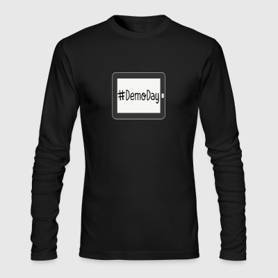 Demo Day - Men's Long Sleeve T-Shirt by Next Level