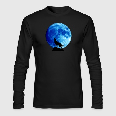Blue Howl - Men's Long Sleeve T-Shirt by Next Level