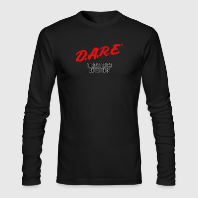 DARE - Men's Long Sleeve T-Shirt by Next Level