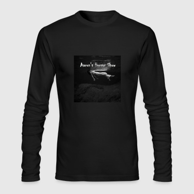 Aaron's Horror Show - Men's Long Sleeve T-Shirt by Next Level