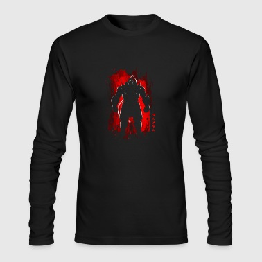 anime - Men's Long Sleeve T-Shirt by Next Level