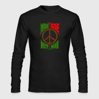 Make Love Not War - Men's Long Sleeve T-Shirt by Next Level