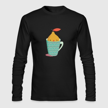 cup children - Men's Long Sleeve T-Shirt by Next Level