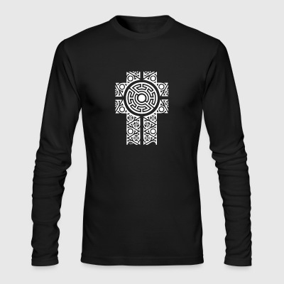 GATE TO EMERALD LABYRINTH - Men's Long Sleeve T-Shirt by Next Level