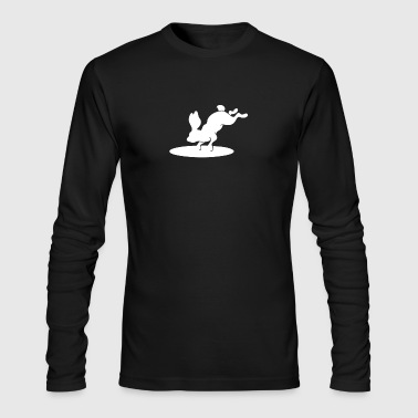 New Design Rabbit Portal Best Seller - Men's Long Sleeve T-Shirt by Next Level