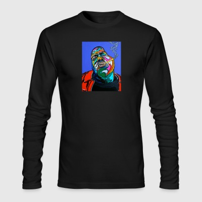Notorious-B-I-G set 1 - Men's Long Sleeve T-Shirt by Next Level