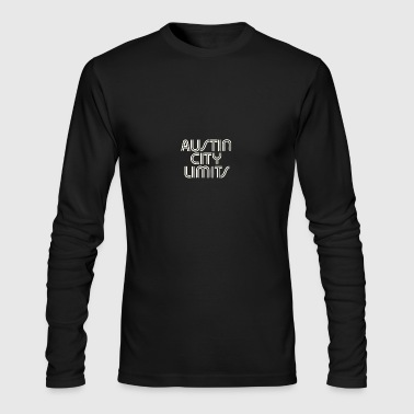 austin - Men's Long Sleeve T-Shirt by Next Level
