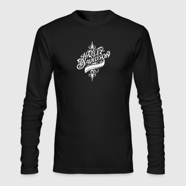 Harley Davidson - Men's Long Sleeve T-Shirt by Next Level