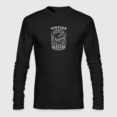 vintage made in 1992 - Men's Long Sleeve T-Shirt by Next Level