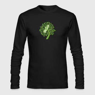 TREE - Men's Long Sleeve T-Shirt by Next Level
