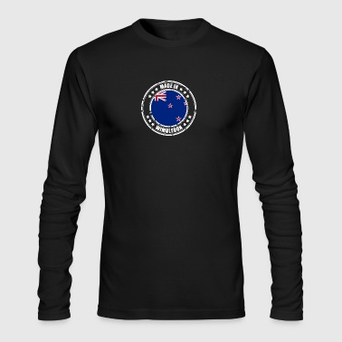 MADE IN WIMBLEDON - Men's Long Sleeve T-Shirt by Next Level