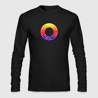 V87 - Men's Long Sleeve T-Shirt by Next Level