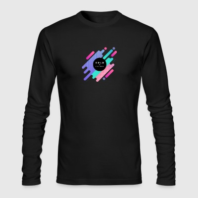 Bold Colors - Men's Long Sleeve T-Shirt by Next Level