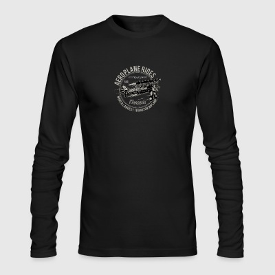 AEROPLANE - Men's Long Sleeve T-Shirt by Next Level